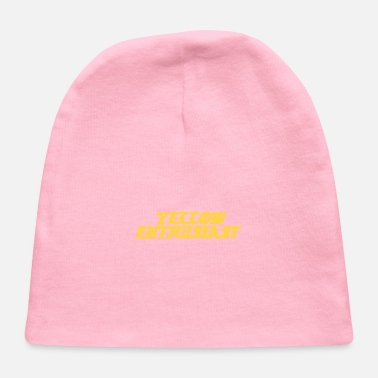 350 yellow enthusiast - Baby Cap