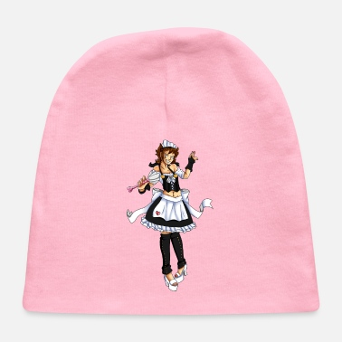Pinup male housemaid pinup - Baby Cap