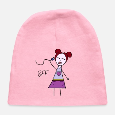 Friendzone Best Friends - Baby Cap