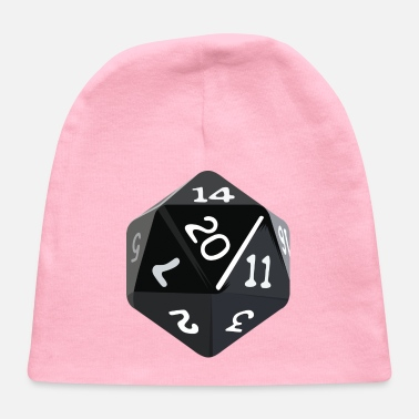 D20 172- Nerdy D20 role game - Baby Cap