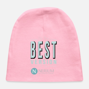 Version Be The Best Version Of You Nerium - Baby Cap