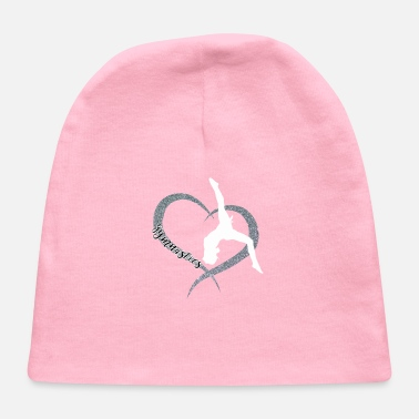 Gymnast Gifts for Gymnasts - Love gymnastics - Baby Cap