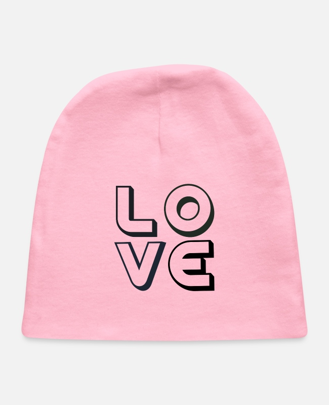 Brand Baby Hats - Lover - Baby Cap light pink