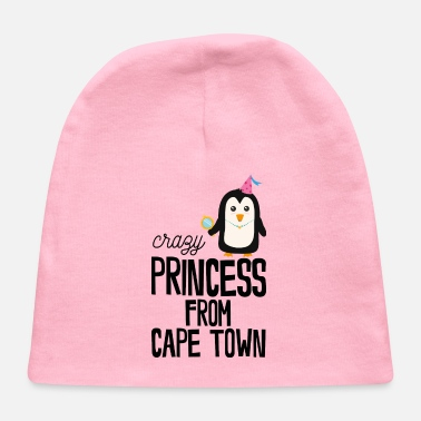 crazy Princess from Cape Town - Baby Cap