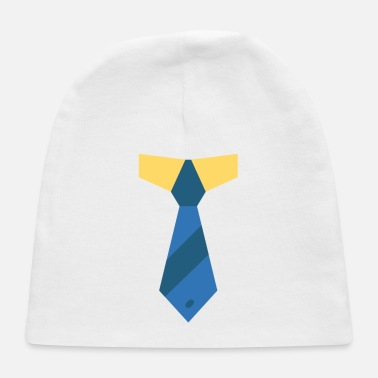 Necktie necktie illustration - Baby Cap