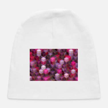 Cube cube surface - Baby Cap