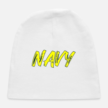 Production Year NAVY products - Baby Cap