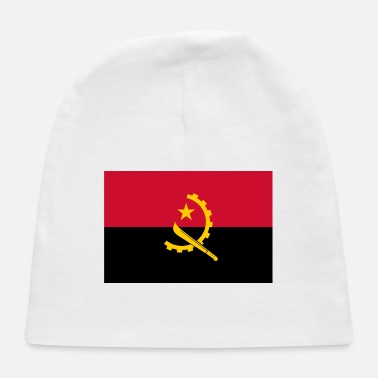 Coat Of Arms Flag of Angola - Baby Cap