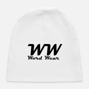 Wear Word Wear - Baby Cap