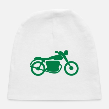 Motorcycle motorcycle - Baby Cap