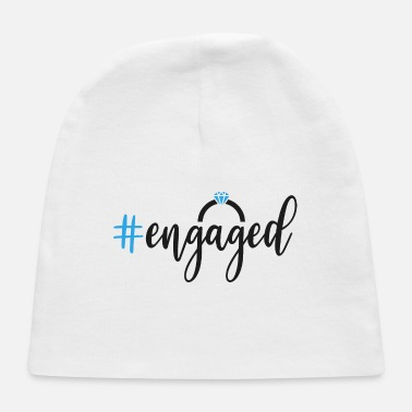 Engagement ENGAGED - Baby Cap