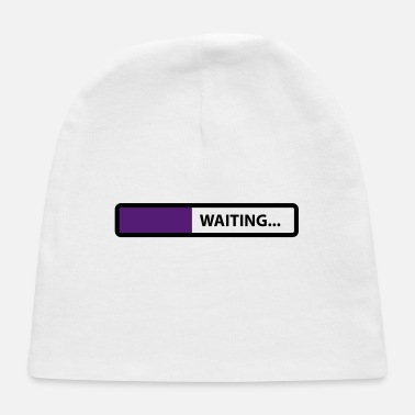 Wait waiting - Baby Cap