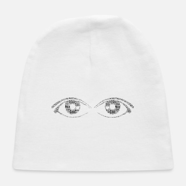 Eye Eyes - Baby Cap