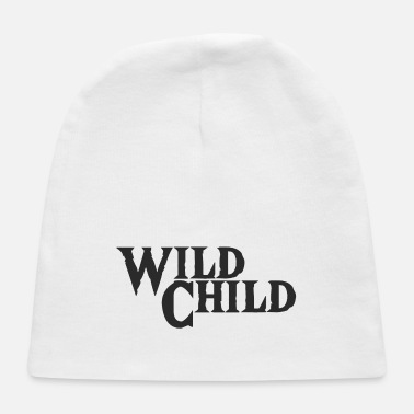 Wild Dog wild child - Baby Cap