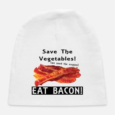 Eat Bacon! - Baby Cap