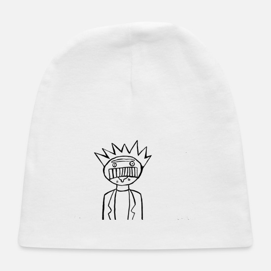 Bandera Baby Caps - band it8r9i - Baby Cap white