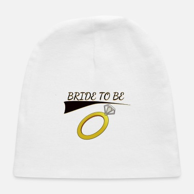 Bride Bride to be - Baby Cap