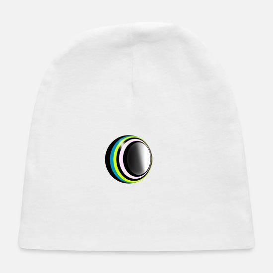 Cool Baby Caps - The Tathim - Baby Cap white