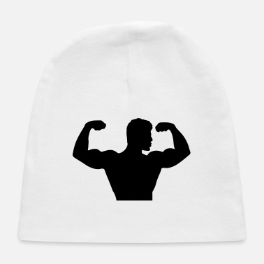 Muscles muscle - Baby Cap