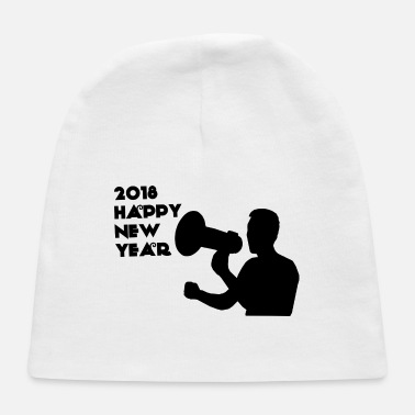 New Year new year - Baby Cap