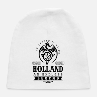 Holland HOLLAND - Baby Cap