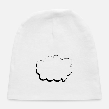Speech Balloon speech balloon - Baby Cap