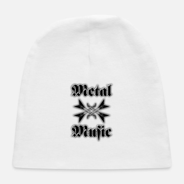 Metal Music metal music guitars - Baby Cap