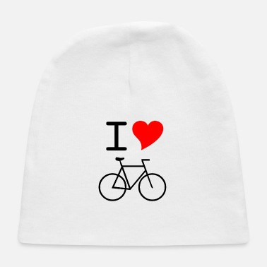 Vector lovebike vectorized - Baby Cap