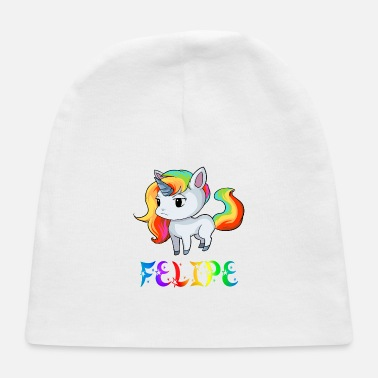 Felipe Birth Felipe Unicorn - Baby Cap
