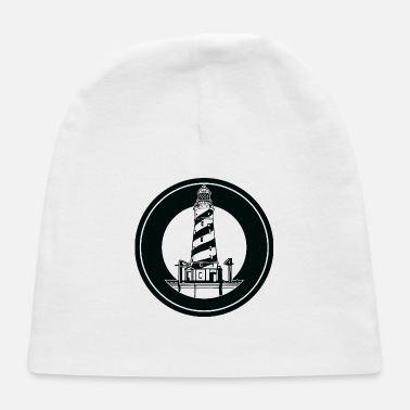 Seaside Lighthouse - Baby Cap