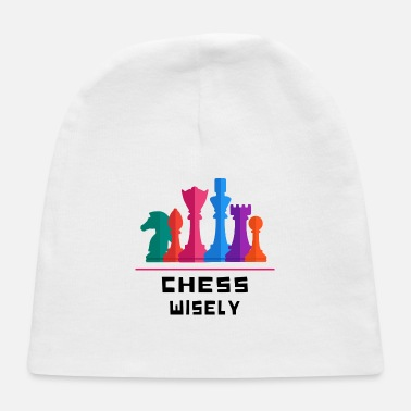 Chess wisely - Baby Cap