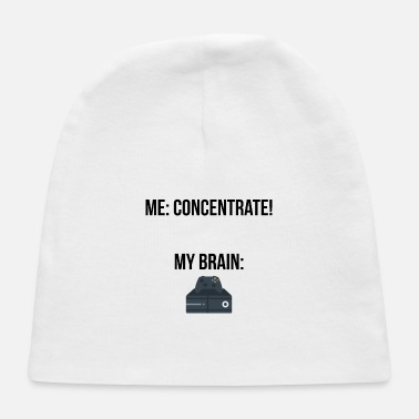 Concentration Concentrate - Baby Cap