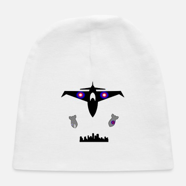 Fighter Jet jet fighter - Baby Cap