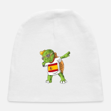 Spagna Spain Dabbing Turtle - Baby Cap