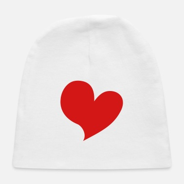 Crook heart crooked - Baby Cap