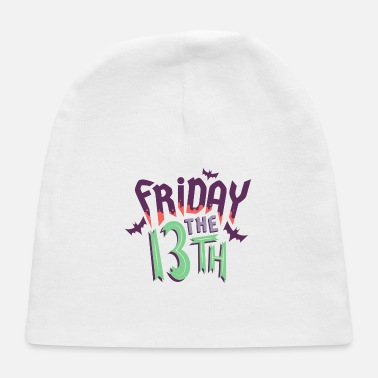 Superstition Friday the 13th - Baby Cap