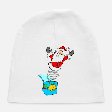 christmas elves grinch funny christmas ugly christ - Baby Cap