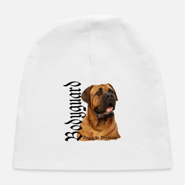 Dog Dog Bodyguard,Dog,Dog Lovers,Dogs,Dogs - Baby Cap