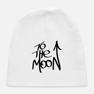 Moon To the moon - Baby Cap