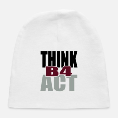 Tlc Think Before Act - Baby Cap
