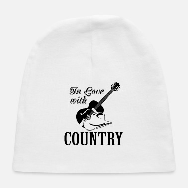 Country In love with country - Baby Cap