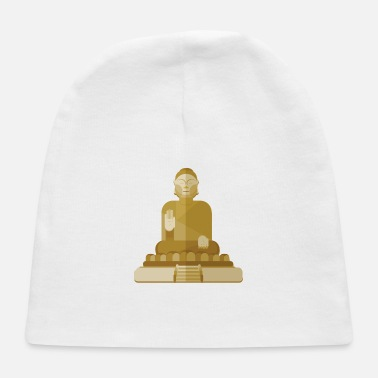 378edc9be87 Pursuit Inner Peace is Inner Power - Buddha - Baby Cap