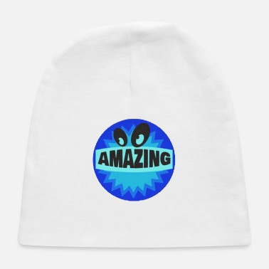 Amazing Amazing sticker - Baby Cap