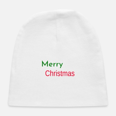 Winterade Merry christmas santa claus gift idea winter - Baby Cap