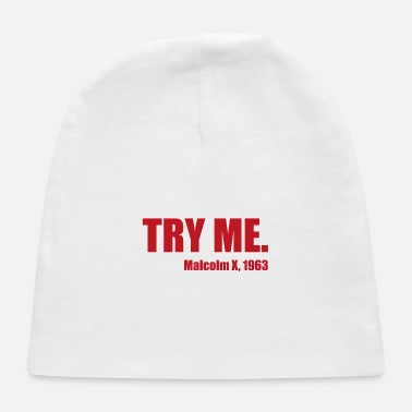 Muscles Try me gift fitness gym sport - Baby Cap
