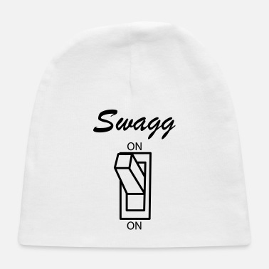 Swagg Swagg on - Baby Cap