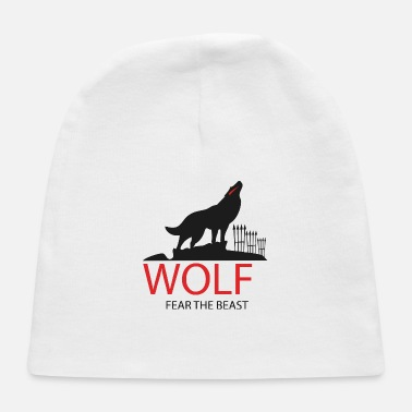 Trap wolf trap - Baby Cap