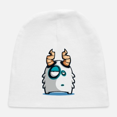 Monster Monster - Baby Cap