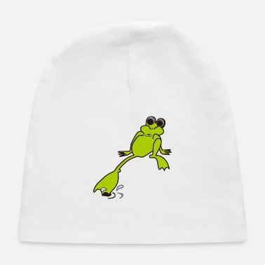 Shop Frog King Baby Caps online | Spreadshirt
