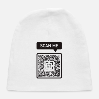 Scan The Scan The Scripture - Baby Cap
